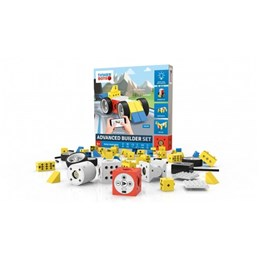 TINKERBOTS ADVANCED BUILDER EDUCATIONAL ROBOT KIT