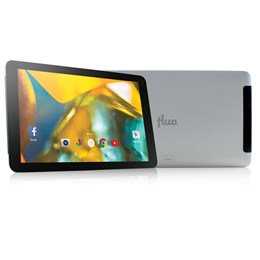 Tablet Fluo Cinema 10.1in 8GB Ασημί