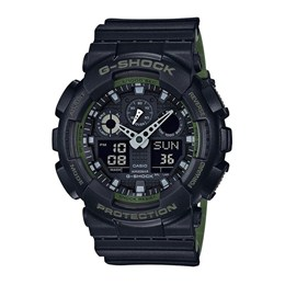 Ρολόι Casio G-Shock GA-100L-1AER